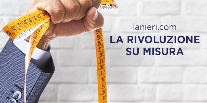 Lanieri.com, sartoria maschile su misura online e made in Italy