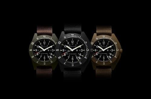 Military Watch al Tritium, online solo su TheLuxer.com