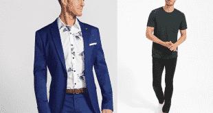 come deve vestirsi un uomo molto magro
